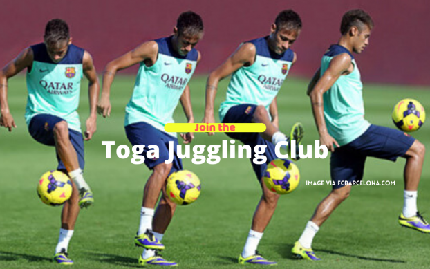 Toga Juggling Club